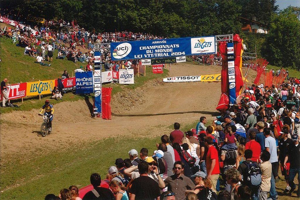 Championnats du Monde VTT 2004, Les Gets