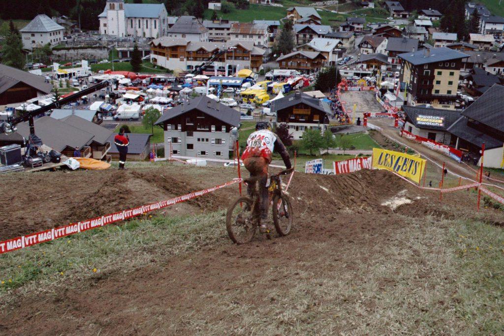 Coupe du Monde VTT 1999, Les Gets