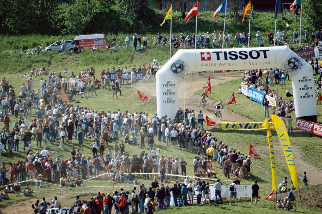 Coupe du Monde VTT 2000, Les Gets